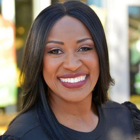 Photo: Dr Tanae Morrison Portrait